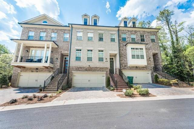 803 Canterbury Overlook, Atlanta, GA 30324 (MLS #6836641) :: Thomas Ramon Realty