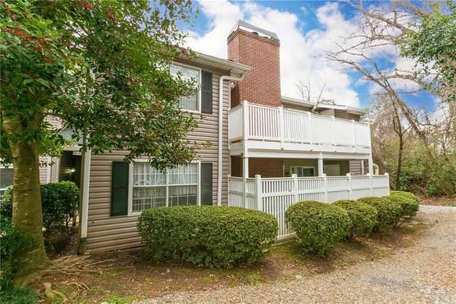 1750 Clairmont Road #32, Decatur, GA 30033 (MLS #6836652) :: North Atlanta Home Team