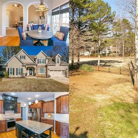 73 Clubview Drive, Newnan, GA 30265 (MLS #6836660) :: Path & Post Real Estate