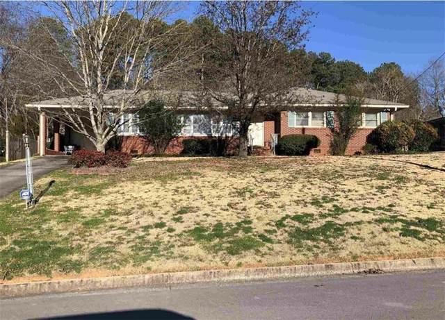201 Northwood Drive NE, Rome, GA 30161 (MLS #6836696) :: Path & Post Real Estate