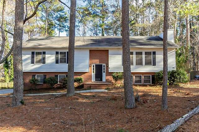 1278 Wood Park Drive NW, Kennesaw, GA 30152 (MLS #6836705) :: The Realty Queen & Team