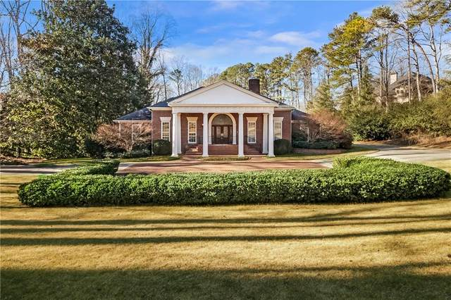 4261 Paper Mill Road SE, Marietta, GA 30067 (MLS #6836759) :: North Atlanta Home Team