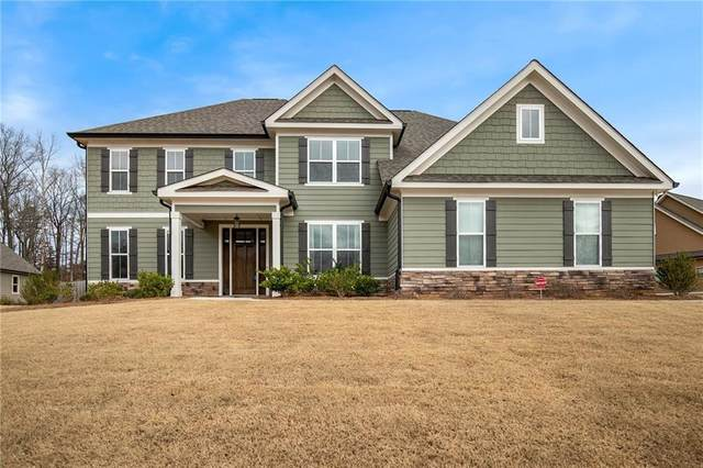 210 Blue Point Parkway, Fayetteville, GA 30215 (MLS #6836827) :: Tonda Booker Real Estate Sales