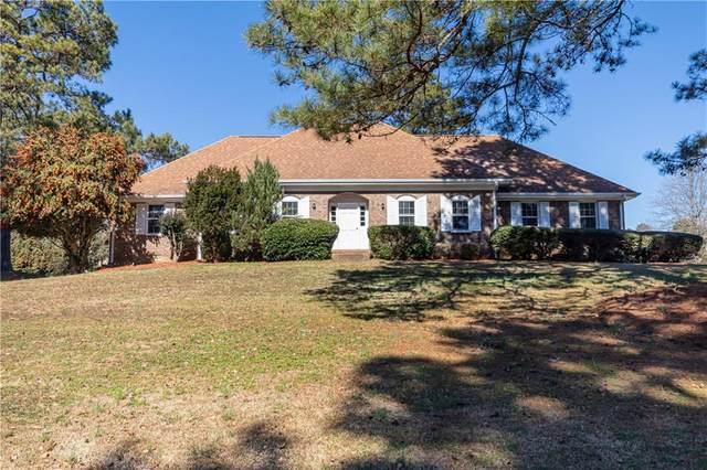 590 Hawthorne Drive, Fayetteville, GA 30214 (MLS #6836870) :: North Atlanta Home Team