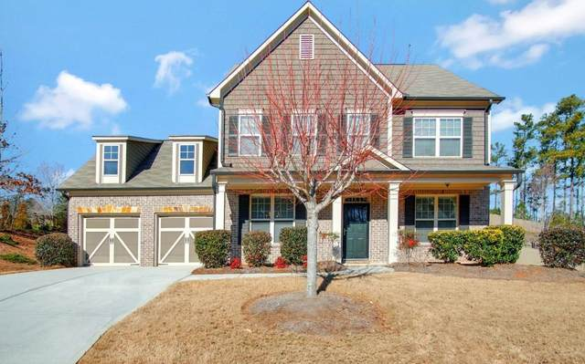 5570 Fords Crossing Court NW, Acworth, GA 30101 (MLS #6836900) :: The Realty Queen & Team