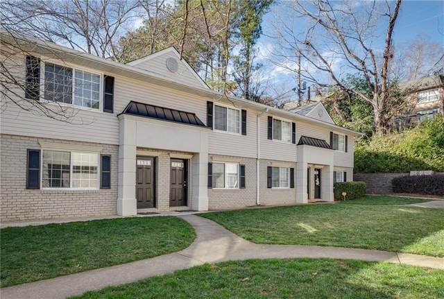 6940 Roswell Road 17C, Sandy Springs, GA 30328 (MLS #6836903) :: Thomas Ramon Realty