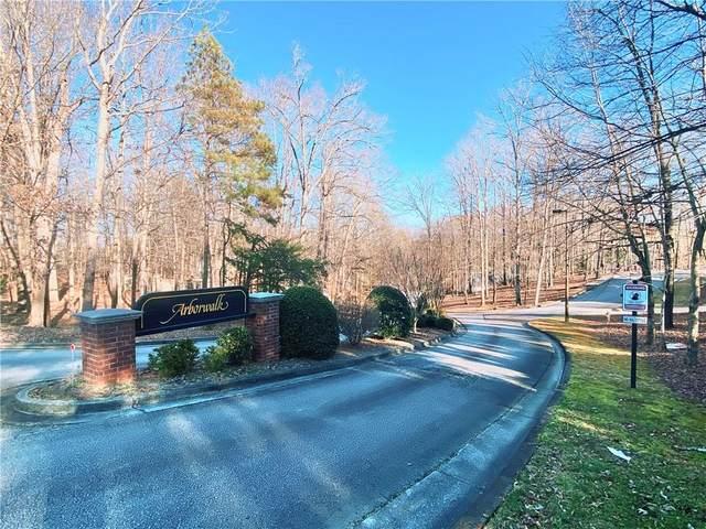 Lot 10 Arbor Walk, Gainesville, GA 30506 (MLS #6836925) :: KELLY+CO