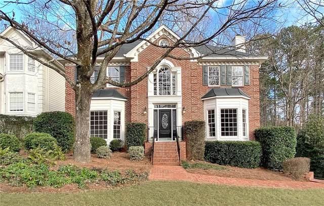 9190 Twelvestones Drive, Roswell, GA 30076 (MLS #6836930) :: Tonda Booker Real Estate Sales