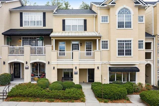 2015 Barrett Lakes Boulevard #104, Kennesaw, GA 30144 (MLS #6836939) :: Path & Post Real Estate