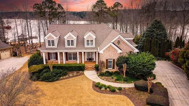 453 Lakeshore Drive, Monroe, GA 30655 (MLS #6836948) :: North Atlanta Home Team