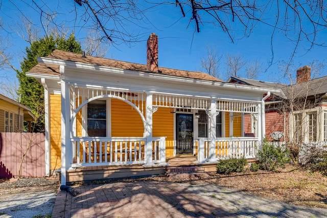 624 Memorial Drive SE, Atlanta, GA 30312 (MLS #6836950) :: Tonda Booker Real Estate Sales