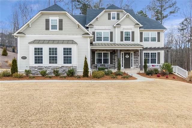 10080 Peaks Parkway, Milton, GA 30004 (MLS #6836953) :: Scott Fine Homes at Keller Williams First Atlanta