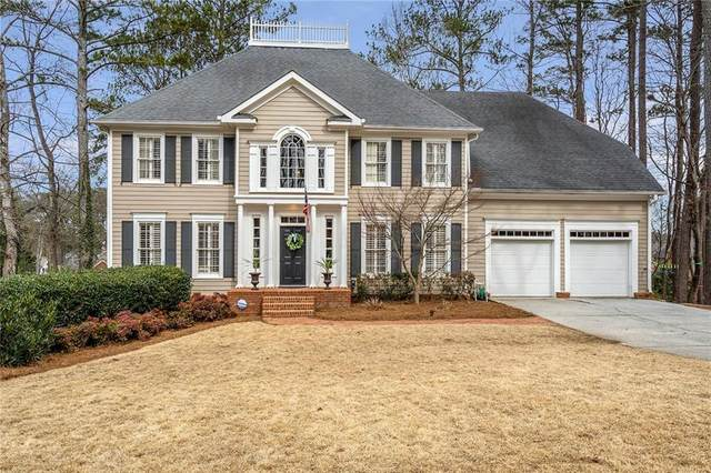 121 Clipper Bay Drive, Alpharetta, GA 30005 (MLS #6836989) :: RE/MAX Paramount Properties