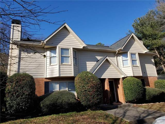 2796 Coventry Green SE, Conyers, GA 30013 (MLS #6836997) :: Path & Post Real Estate