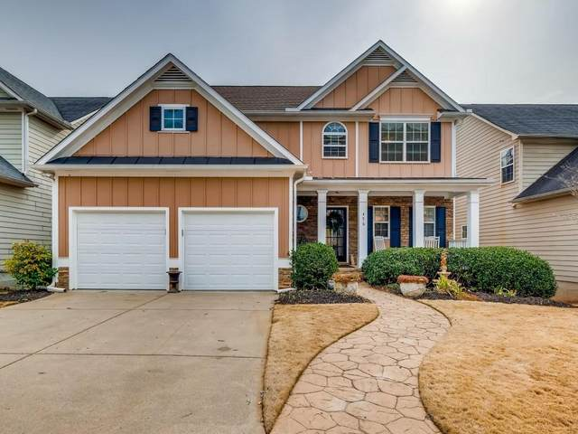 456 Highlands Loop, Woodstock, GA 30188 (MLS #6837053) :: Good Living Real Estate