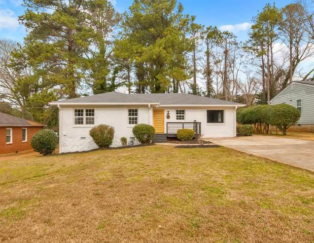 1910 Camellia Drive, Decatur, GA 30032 (MLS #6837100) :: Scott Fine Homes at Keller Williams First Atlanta