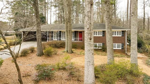 271 Dillard Drive NE, Kennesaw, GA 30144 (MLS #6837127) :: Tonda Booker Real Estate Sales