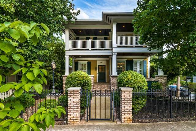 407 N Highland Avenue NE, Atlanta, GA 30307 (MLS #6837141) :: 515 Life Real Estate Company