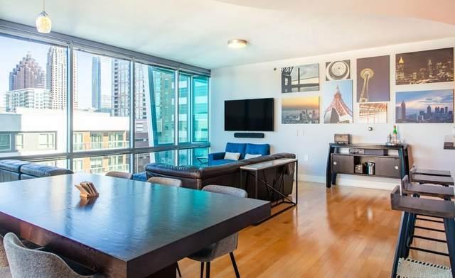 20 10th Street NW #804, Atlanta, GA 30309 (MLS #6837173) :: Path & Post Real Estate