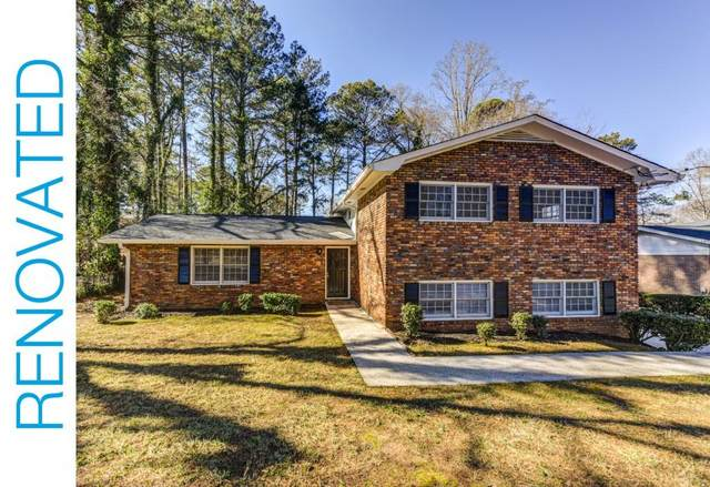 2439 Greenway Drive, Decatur, GA 30035 (MLS #6837217) :: The Zac Team @ RE/MAX Metro Atlanta