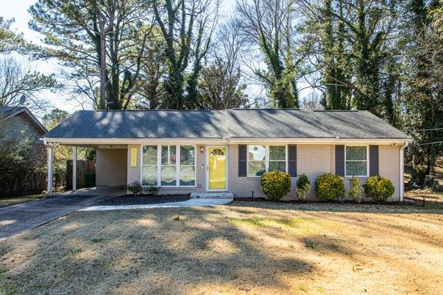 3031 Catalina Drive, Decatur, GA 30032 (MLS #6837233) :: AlpharettaZen Expert Home Advisors