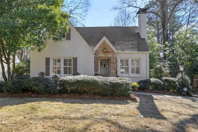 2859 Elliott Circle NE, Atlanta, GA 30305 (MLS #6837290) :: Scott Fine Homes at Keller Williams First Atlanta