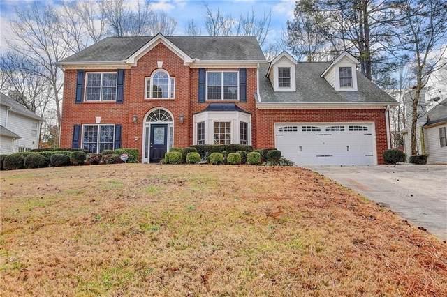 1020 Whitehawk Trail, Lawrenceville, GA 30043 (MLS #6837322) :: Path & Post Real Estate