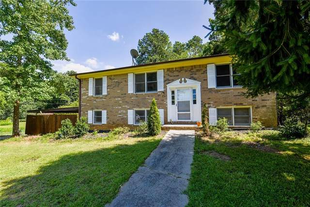 391 Lane Drive SW, Mableton, GA 30126 (MLS #6837328) :: North Atlanta Home Team
