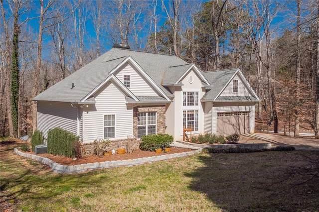 9431 Ponderosa Trail, Gainesville, GA 30506 (MLS #6837339) :: 515 Life Real Estate Company