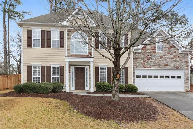 926 College Place Court NW, Kennesaw, GA 30144 (MLS #6837340) :: Tonda Booker Real Estate Sales