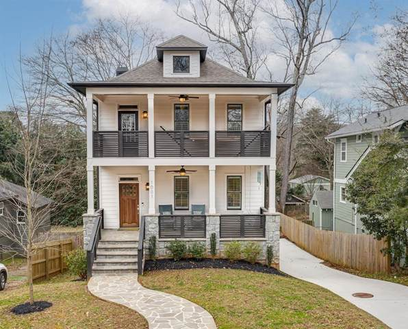 1001 Gilbert Street SE, Atlanta, GA 30316 (MLS #6837348) :: Thomas Ramon Realty