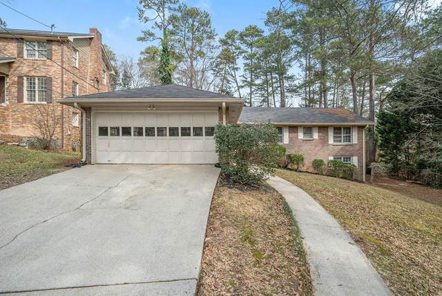 2075 Salerno Drive, Conyers, GA 30012 (MLS #6837362) :: The Cowan Connection Team