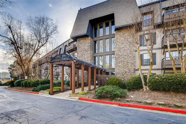 1204 Highland Bluff Drive SE #204, Atlanta, GA 30339 (MLS #6837382) :: Thomas Ramon Realty