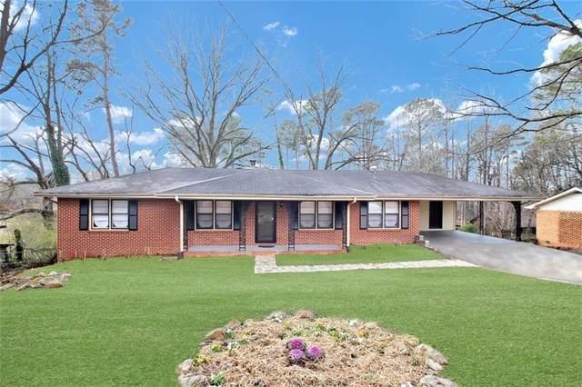 6470 Sherwood Trail, Austell, GA 30168 (MLS #6837434) :: Path & Post Real Estate