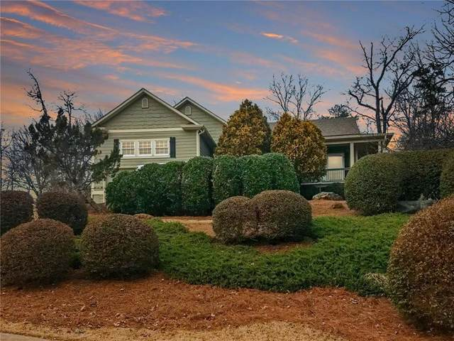 121 Puckett Creek Drive, Canton, GA 30114 (MLS #6837438) :: Thomas Ramon Realty