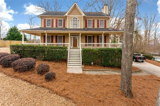 123 Berkeley Way, Dallas, GA 30157 (MLS #6837452) :: Scott Fine Homes at Keller Williams First Atlanta