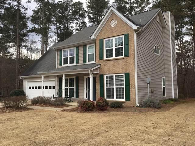 615 Alcovy Woods Drive, Lawrenceville, GA 30045 (MLS #6837464) :: Tonda Booker Real Estate Sales