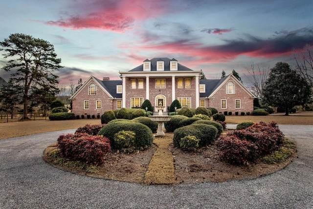 920 Monroe Jersey Road SE, Monroe, GA 30655 (MLS #6837474) :: Path & Post Real Estate