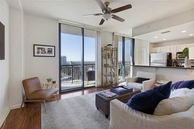 3040 Peachtree Road NW #1205, Atlanta, GA 30305 (MLS #6837501) :: Path & Post Real Estate