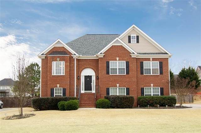 62 Colonial Circle NW, Cartersville, GA 30120 (MLS #6837527) :: The Realty Queen & Team