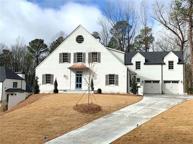 5220 Timber Trail S, Sandy Springs, GA 30342 (MLS #6837549) :: Path & Post Real Estate