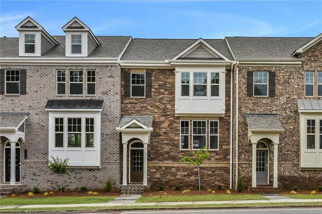3449 Koyla Landing #26, Chamblee, GA 30341 (MLS #6837554) :: The Cowan Connection Team