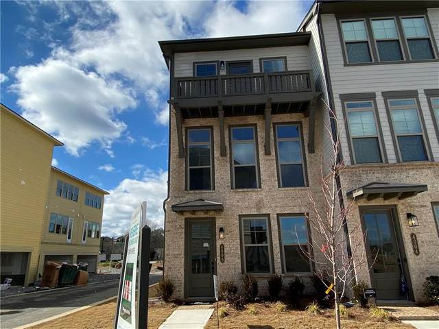 4008 Allegretto Circle #25, Atlanta, GA 30339 (MLS #6837564) :: Thomas Ramon Realty