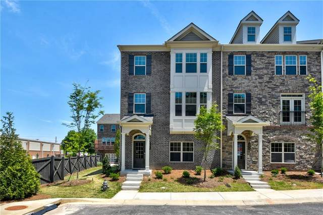 3445 Koyla Landing #28, Chamblee, GA 30341 (MLS #6837580) :: The Cowan Connection Team