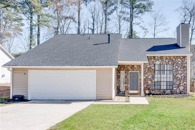 1668 Brandon Square, Lawrenceville, GA 30044 (MLS #6837585) :: Compass Georgia LLC
