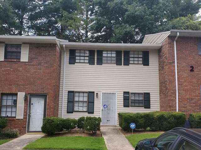 6354 Shannon Parkway 2C, Union City, GA 30291 (MLS #6837618) :: Good Living Real Estate