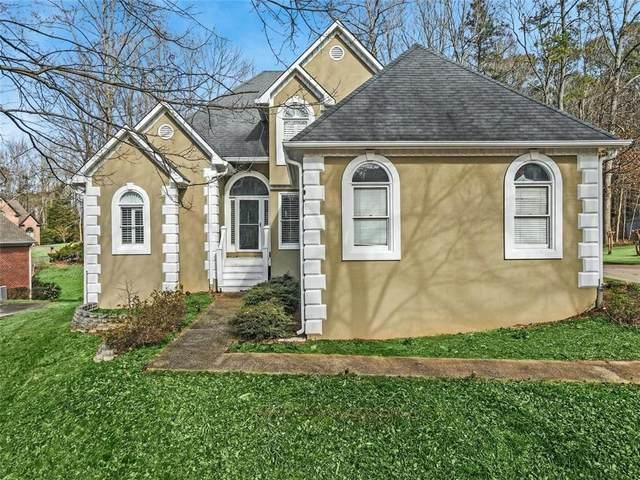 1122 Regiment Drive NW, Acworth, GA 30101 (MLS #6837620) :: Path & Post Real Estate