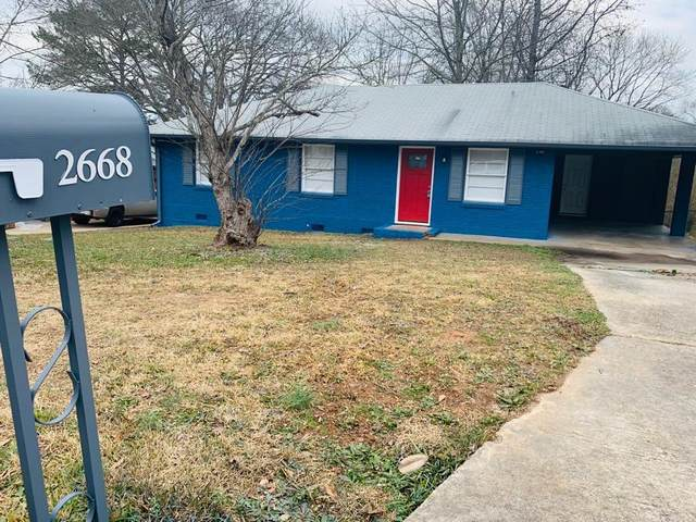 2668 Lilac Drive, Morrow, GA 30260 (MLS #6837635) :: Path & Post Real Estate