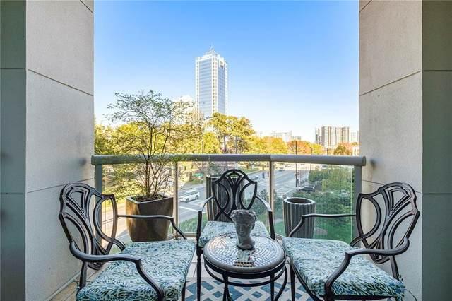 2795 Peachtree Road NE #403, Atlanta, GA 30305 (MLS #6837651) :: Path & Post Real Estate