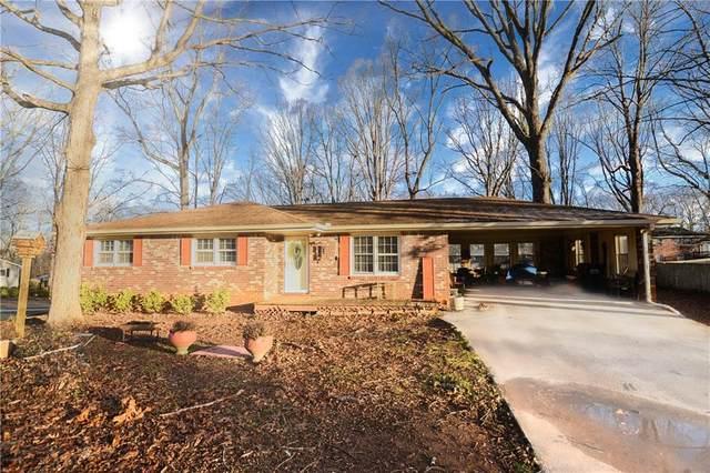 5078 Horton Place, Douglasville, GA 30135 (MLS #6837716) :: Tonda Booker Real Estate Sales